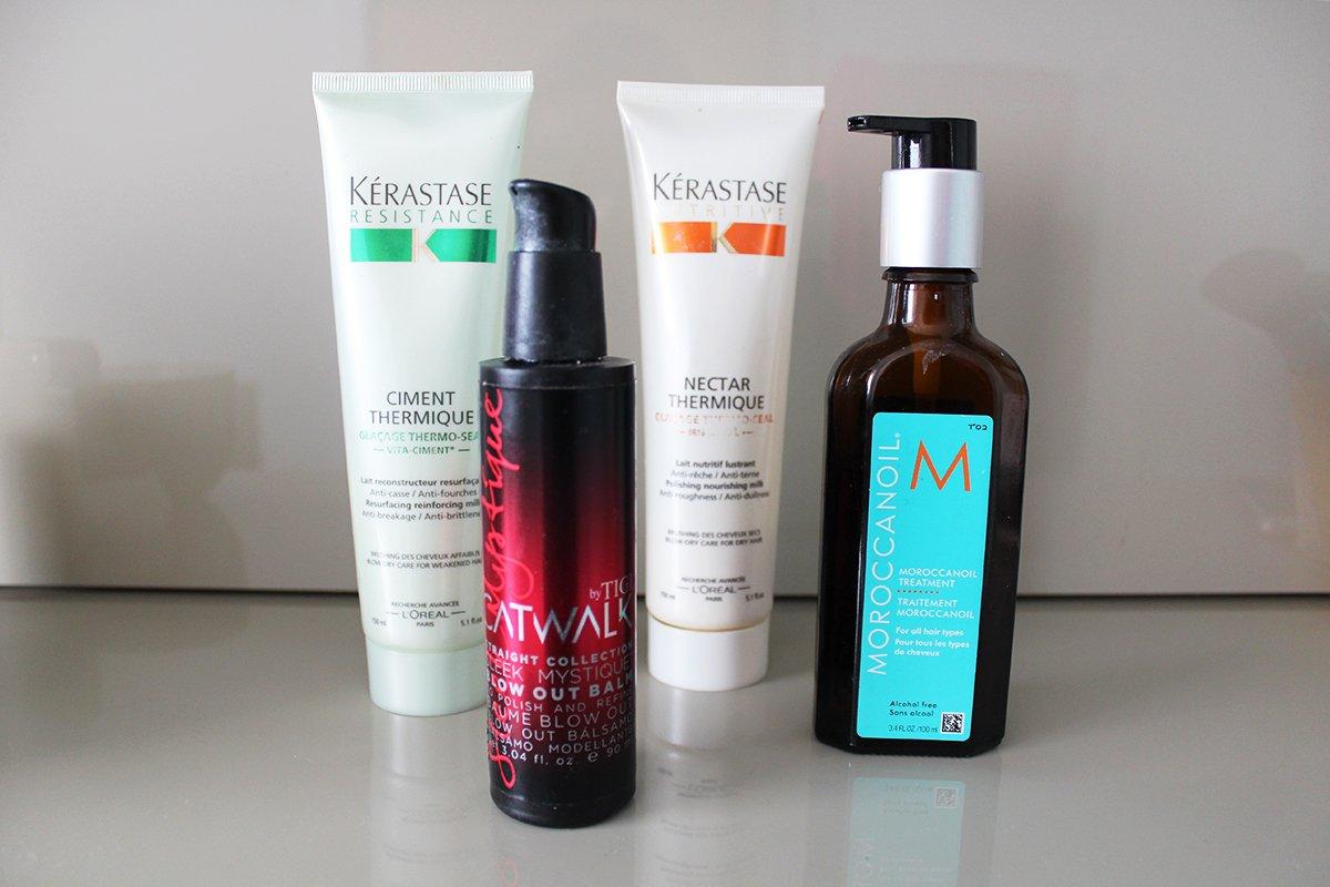 Haarpflege-Produkte für kaputtes Haar