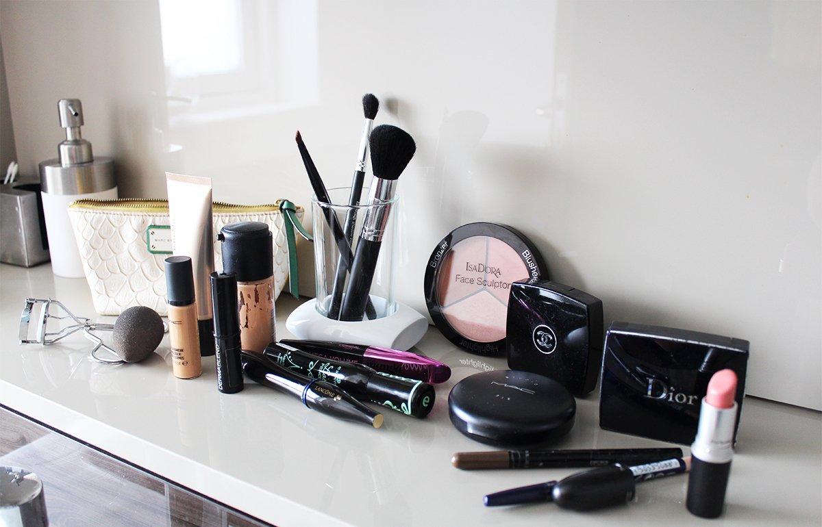 Make up Routine Tag Mama