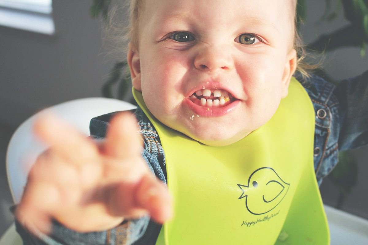 Kleinkind Nahrung Speiseplan