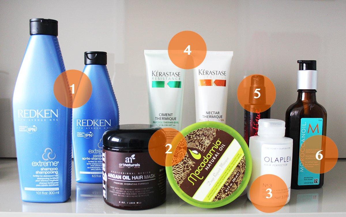 Haarpflege Produkte Für Kaputtes Haar Mama Moves