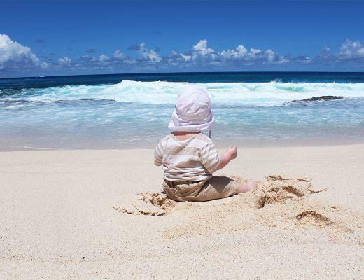 Lias & die Wellen, eine große Liebe