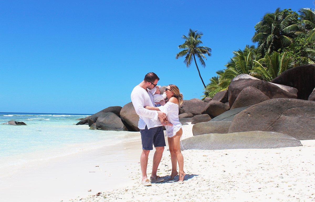 Familienurlaub im Hilton Seychelles Resort & Spa