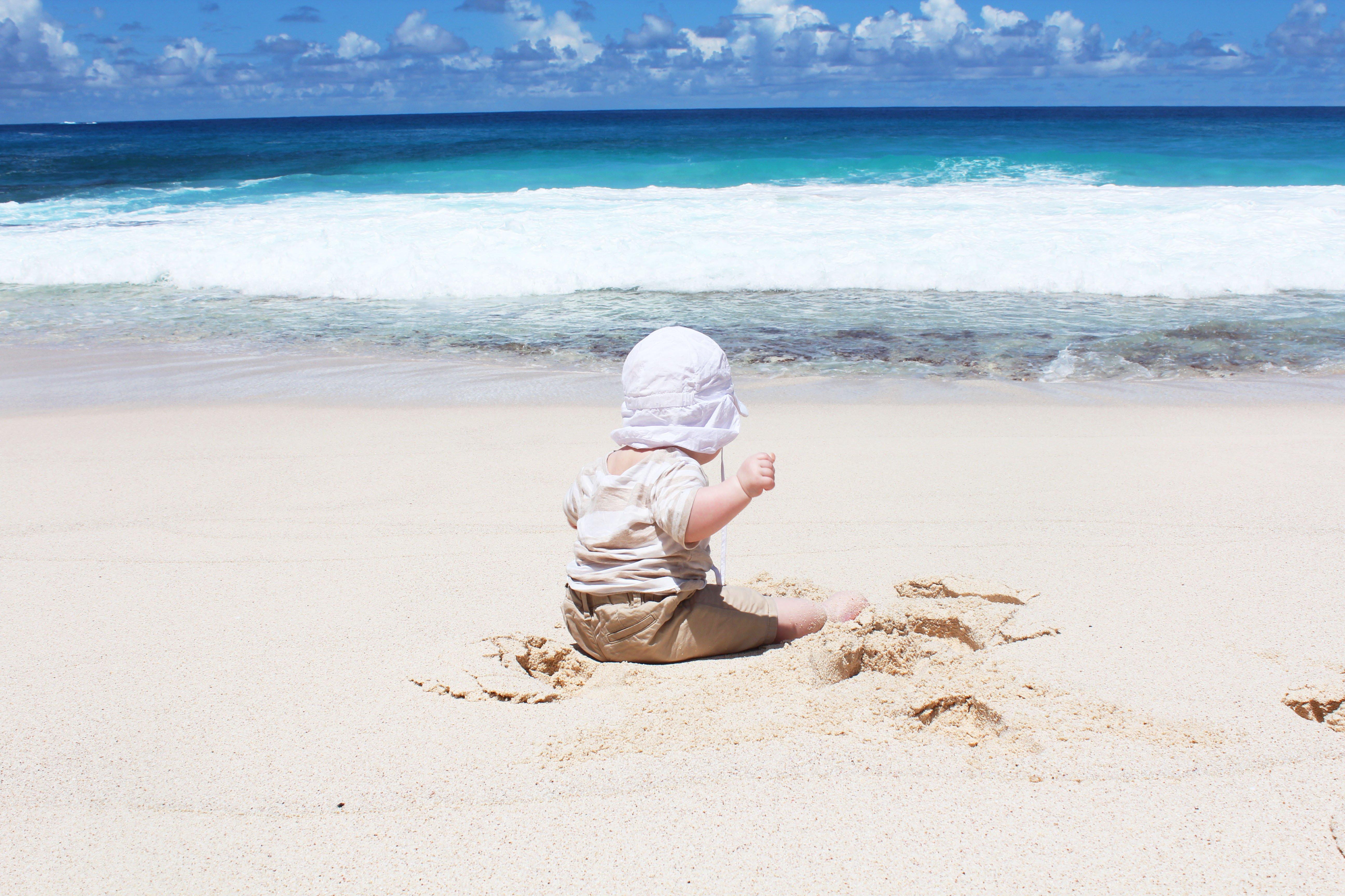 Richtig reisen mit Baby