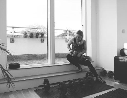 Kurzhantel-Workout