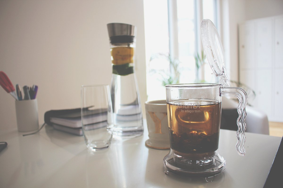 Genug trinken mit Tree of Tea
