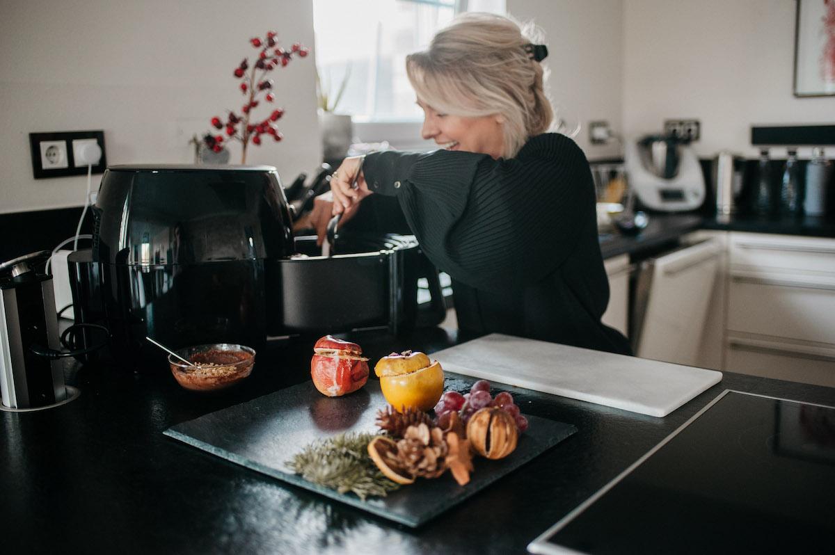 Philips Airfryer XXL Produkttest mama moves / Yavi Hameister