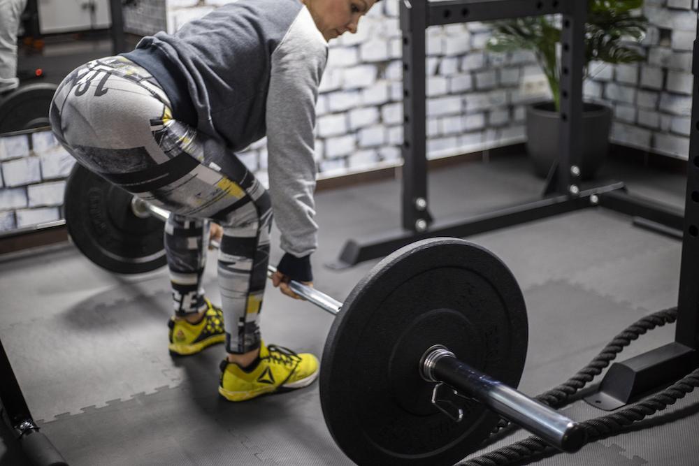 Gorilla Sports Kraftsport Weightlifting