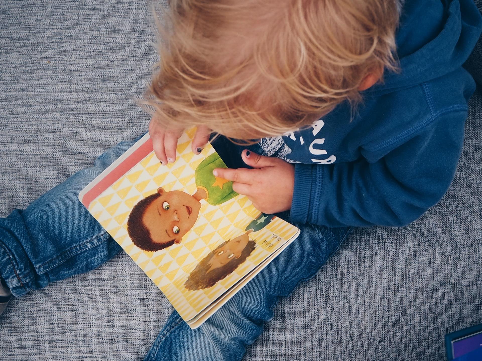 Kinderbücher Diversität
